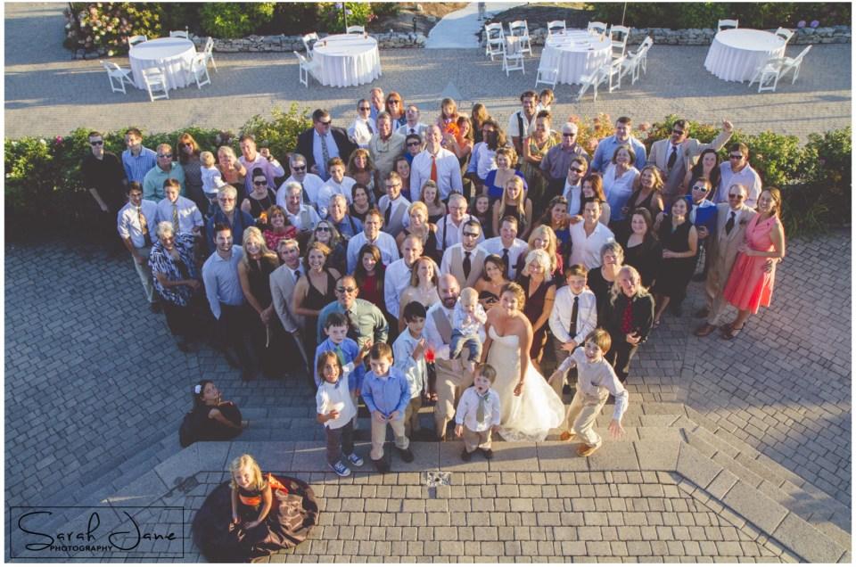 French's Point Wedding   Tiffany + Marty's September Maine Wedding