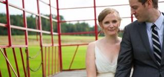 Southern Maine Barn Wedding