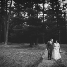 Maine Lakeside Wedding