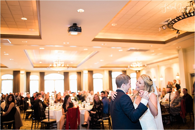 First Dance at The Meeting Hosue at Union Bluff Hotel York Maine Wedding