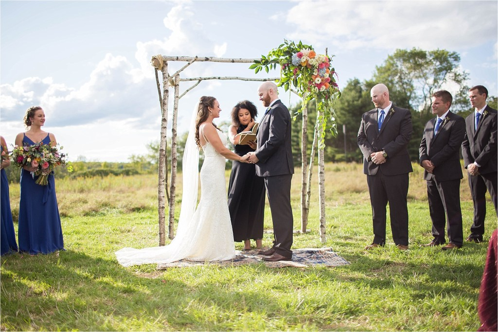 Gisland Farm Maine Wedding Photography