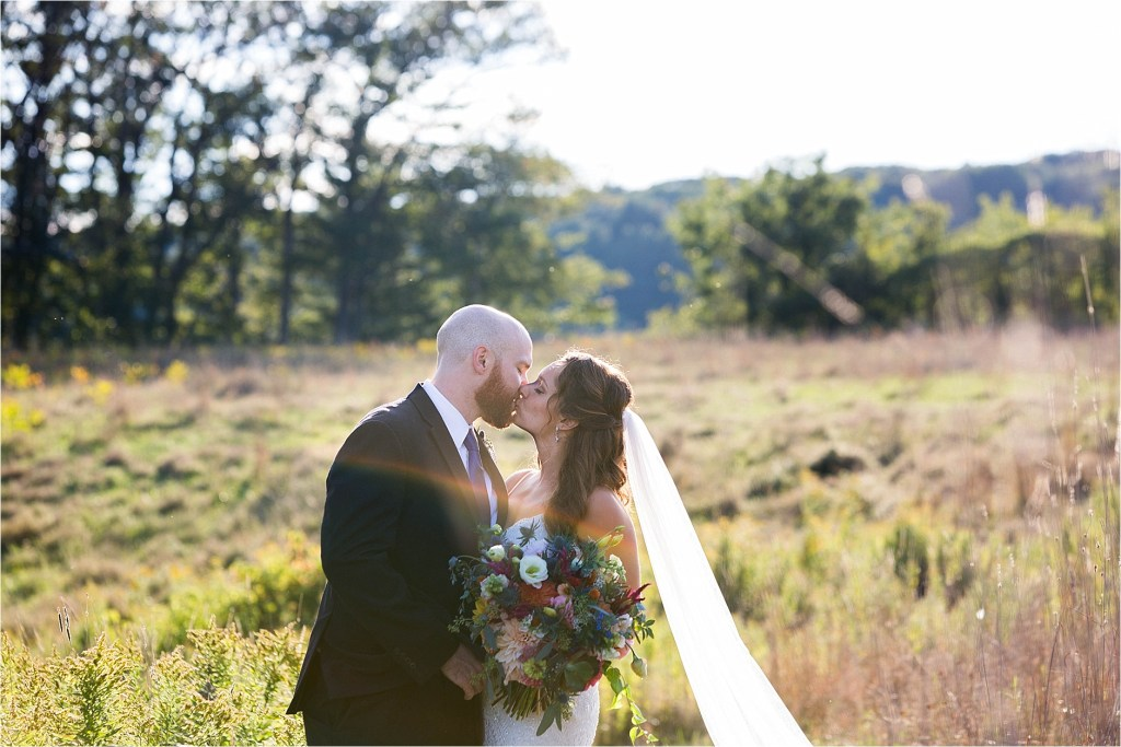 Maine Audubon Center Wedding Photographer
