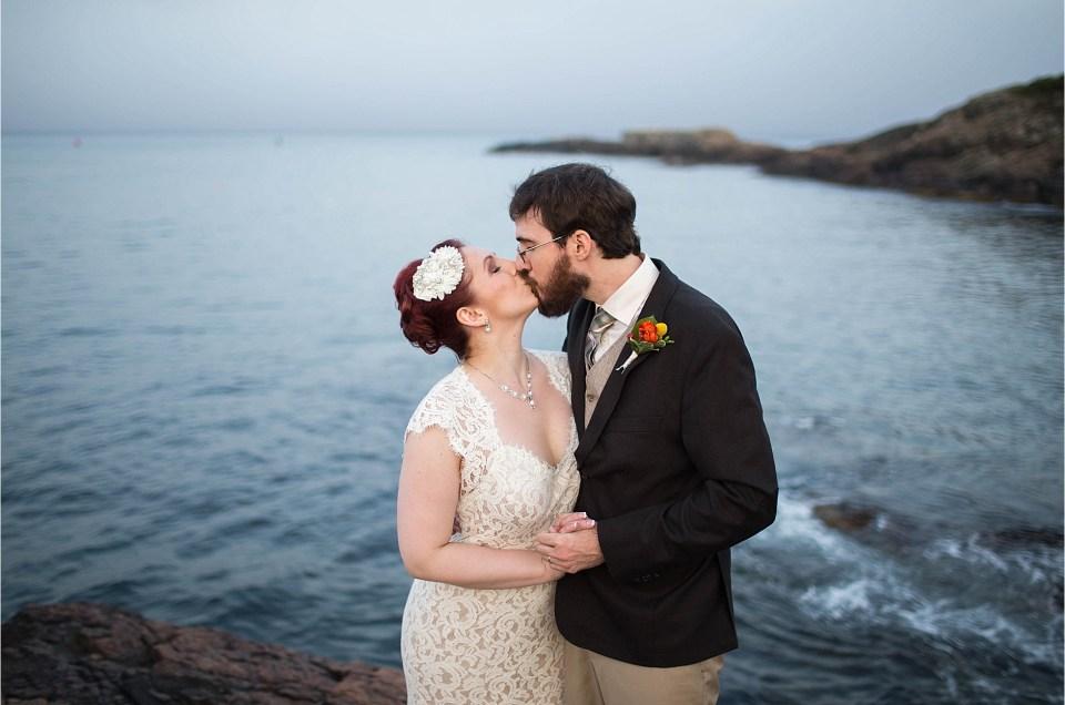 Cat + Alex   Ogunquit Maine Wedding