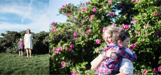 "Summer Maternity Session | The ""Y"" Family"