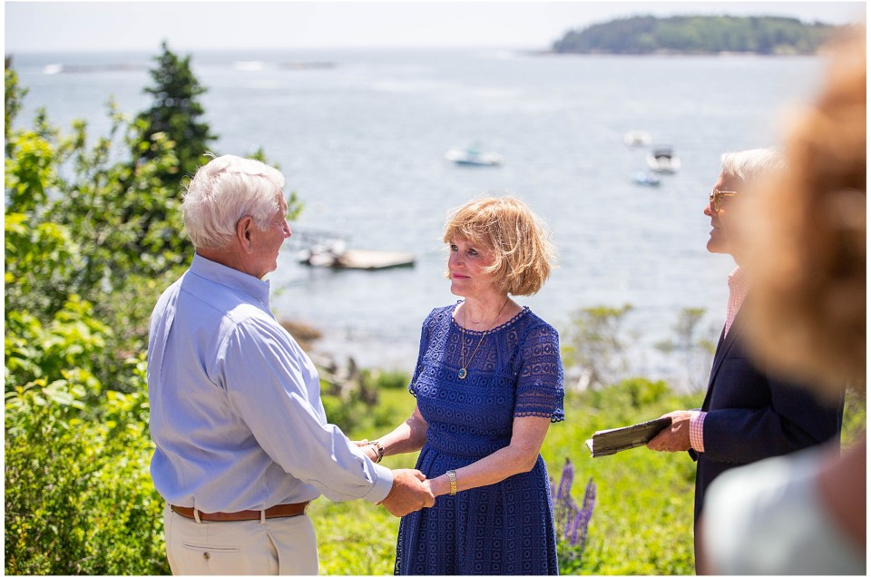 Pemaquid Vow Renewal | Maine Family Photographer