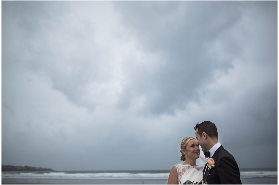 Coastal Maine Wedding | The Reading Room at York Harbor Inn