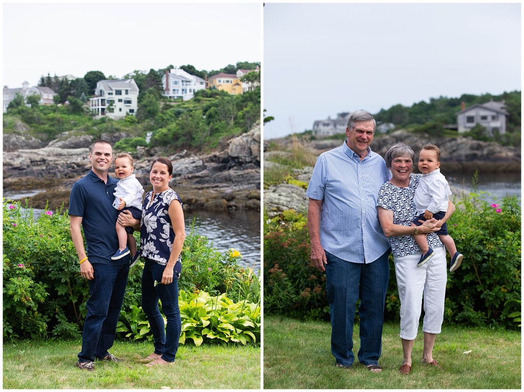 Southern Maine Family Photographer Perkins Cove