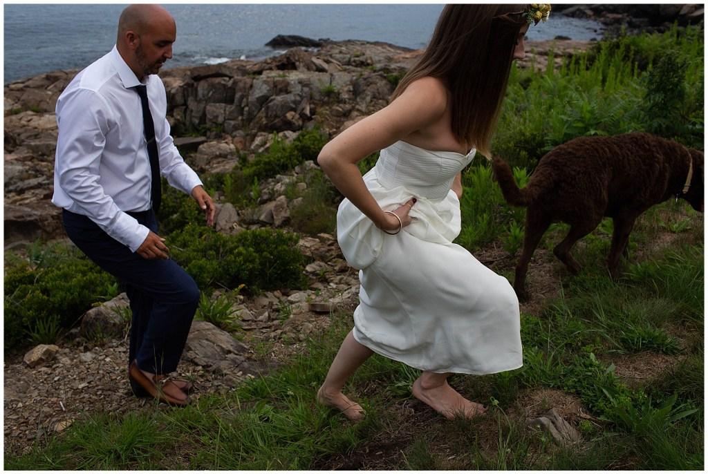 Sarah Jane Photography Small York Maine Wedding Photographer