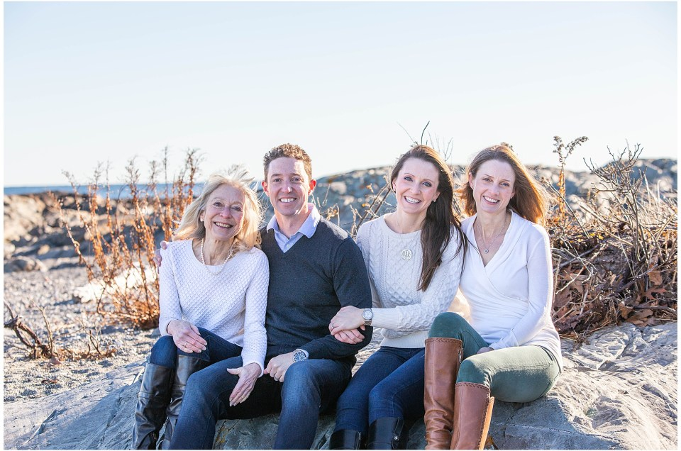 Kennebunk Family Photo Session | The L Family
