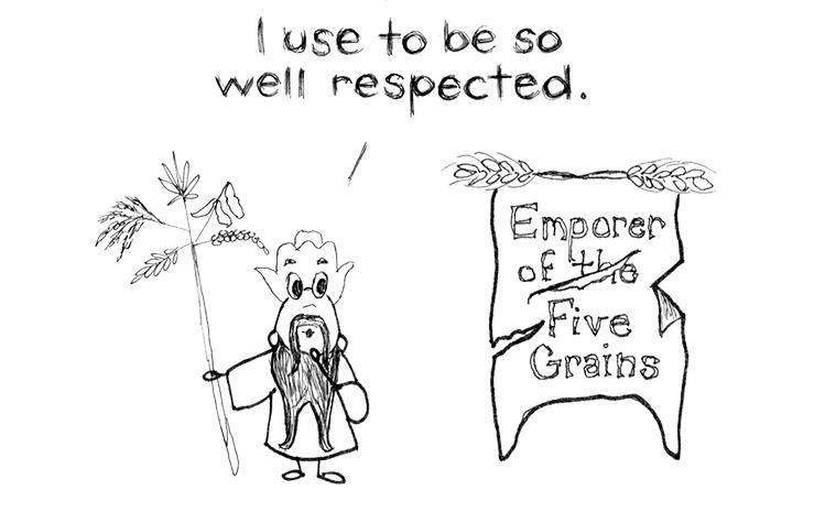 Poor Emperor of the Five Grains