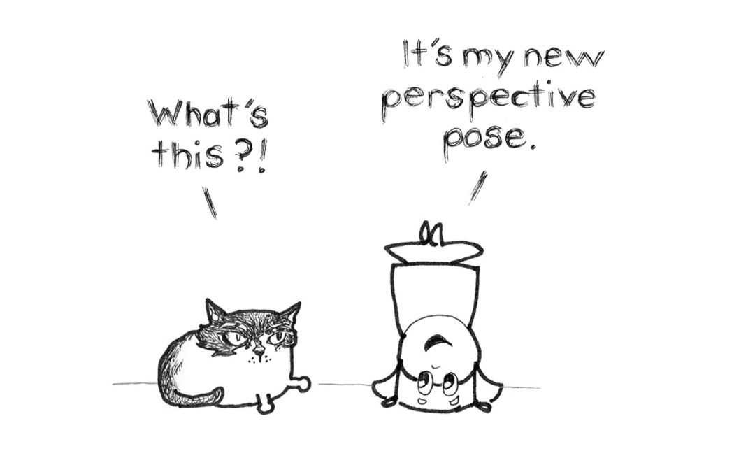 I need a new perspective. Can a physical change give me a mental change?
