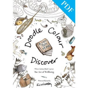 Doodle Colour Discover a New Tale of Me