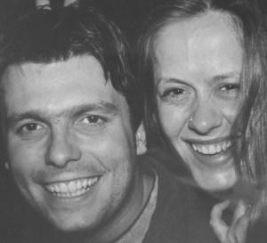 Darren Emerson and Sarah Jay
