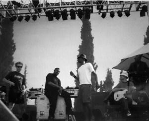Massive Attack - Soundcheck Thesalonika