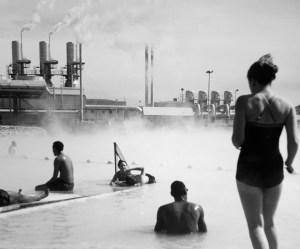 Sarah Jay and Massive Attack - Iceland Blue Lagoon