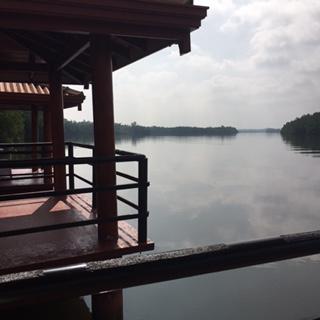 Sri Lanka DG hut