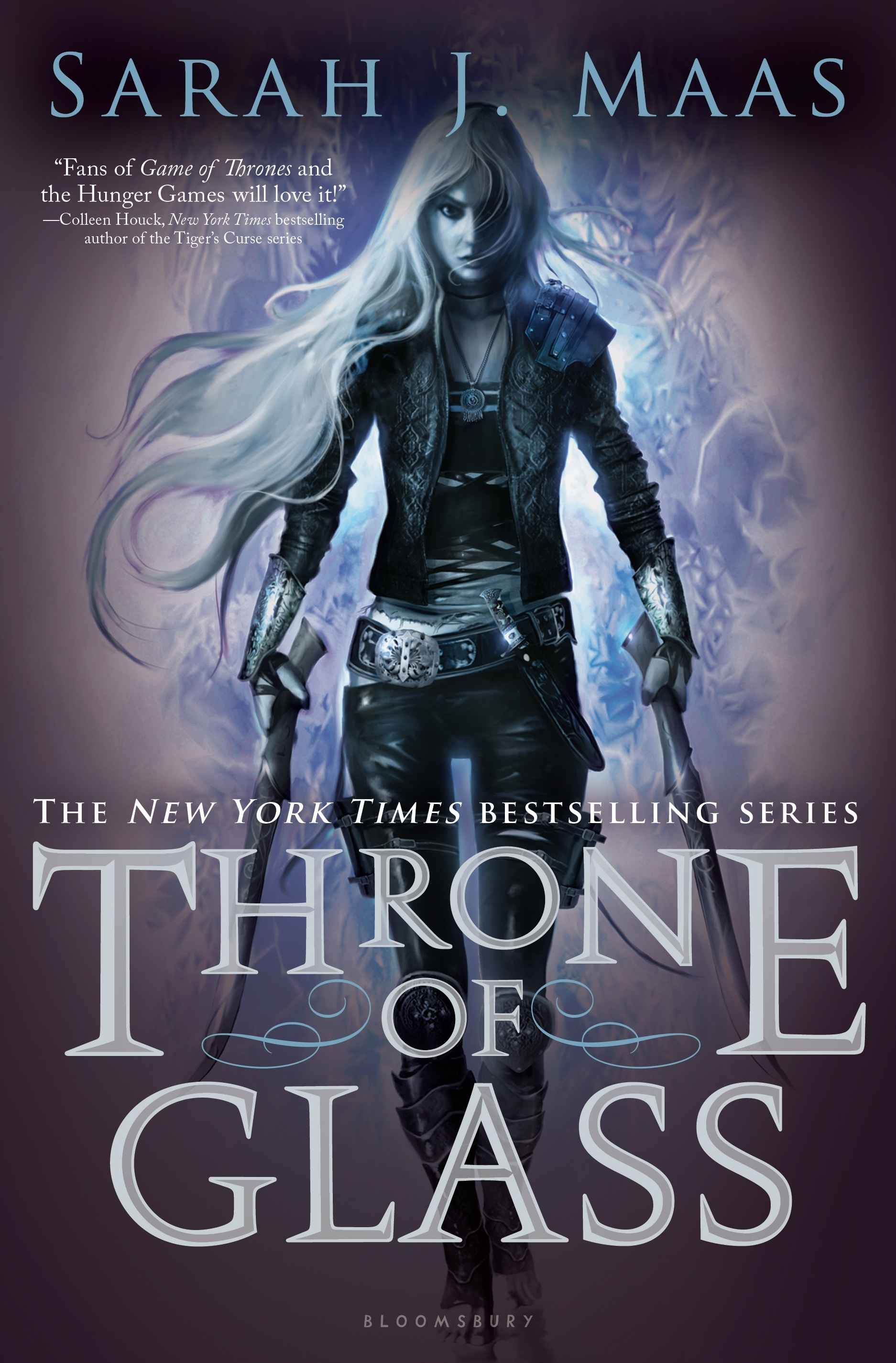 Image result for throne of glass book cover