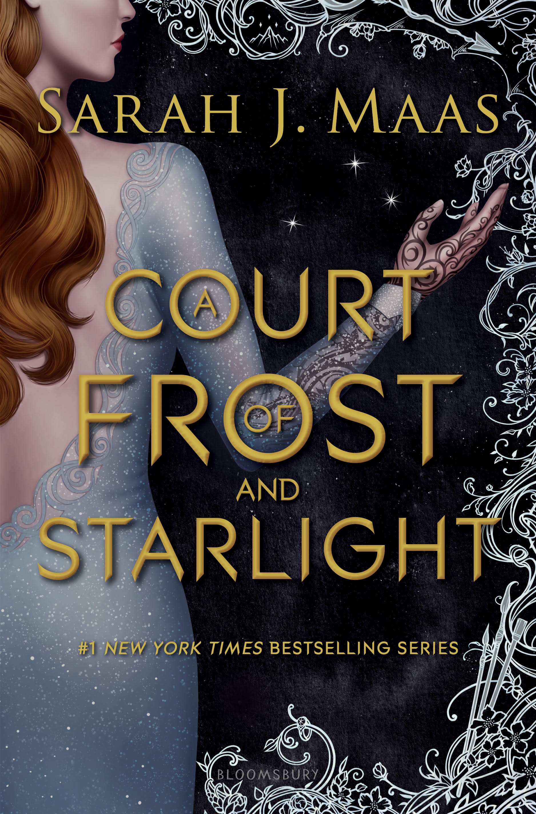 Image result for a court of frost and starlight