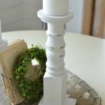 The Easiest Diy Farmhouse Candlesticks Sarah Joy