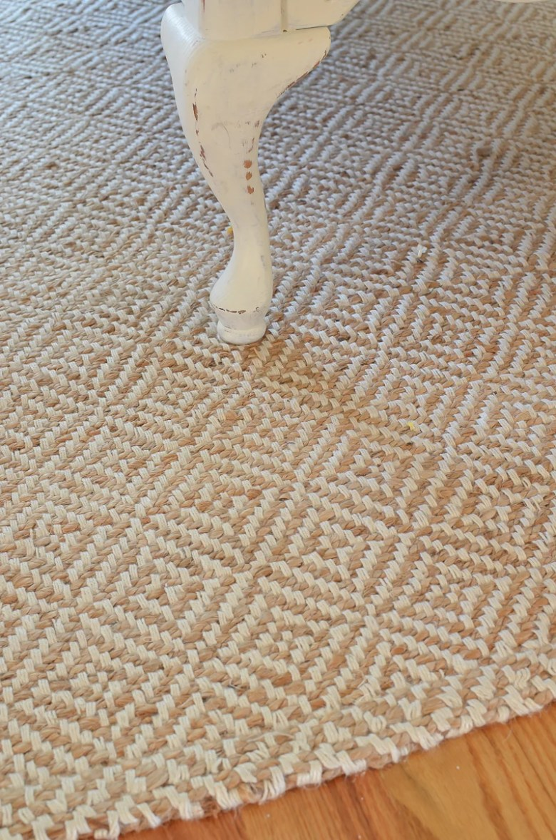 Everything You Need to Know About Jute Rugs. A full review with the pros and cons of owning a jute rug.