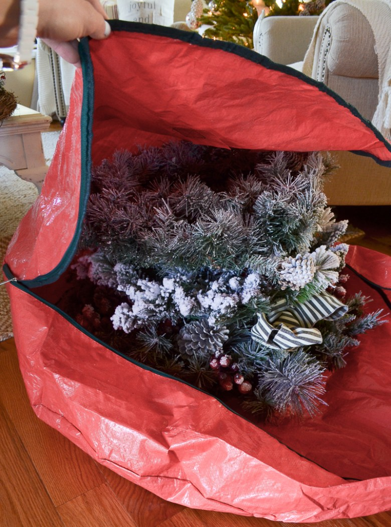 How to Store and Organize Christmas Decor