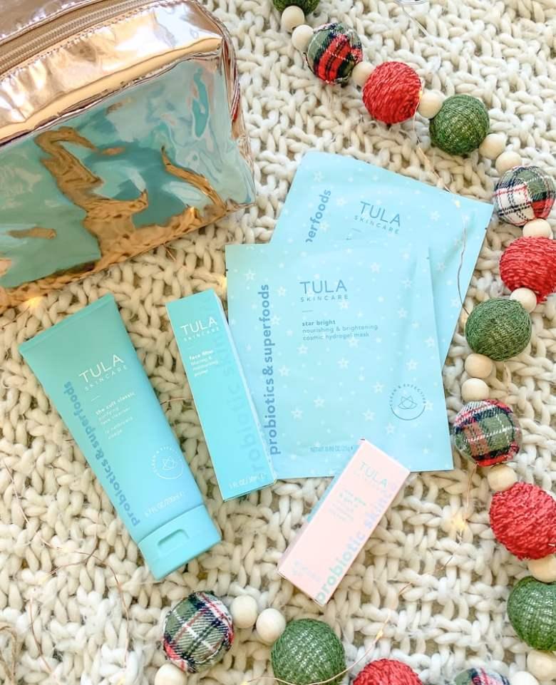 Tula Skincare Holiday Kits