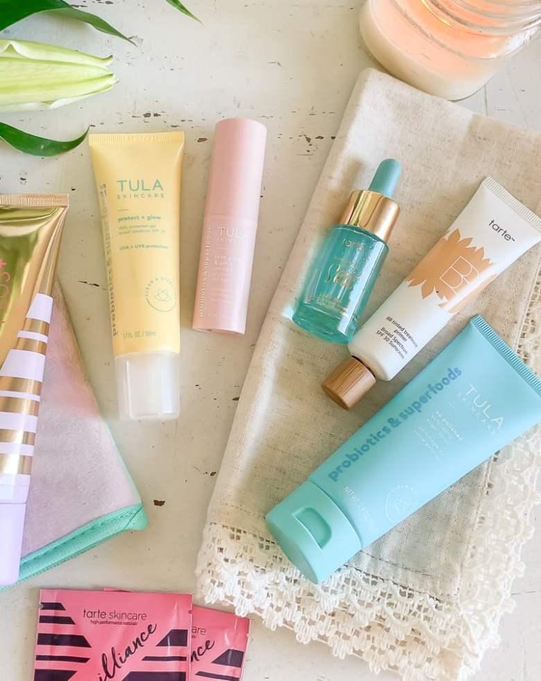 7 Summer Skincare Favorites + Self Tanner!