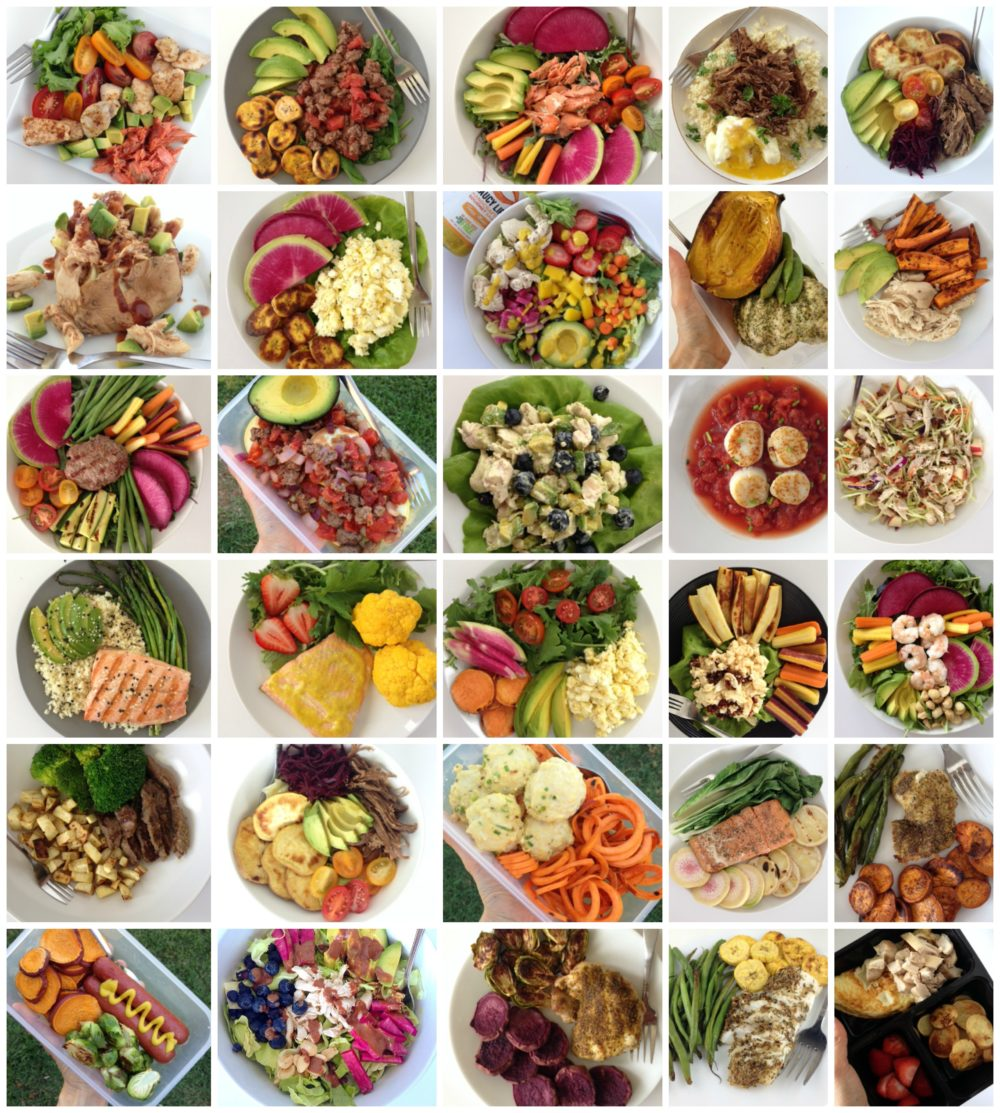 Whole30 Lunches