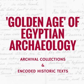 Golden Age of Egyptian Archaeology
