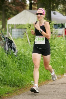 2012: I try running and love it.