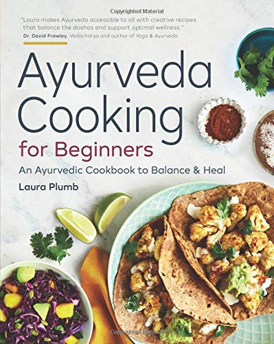 Cover of the book Ayurveda Cooking for Beginners