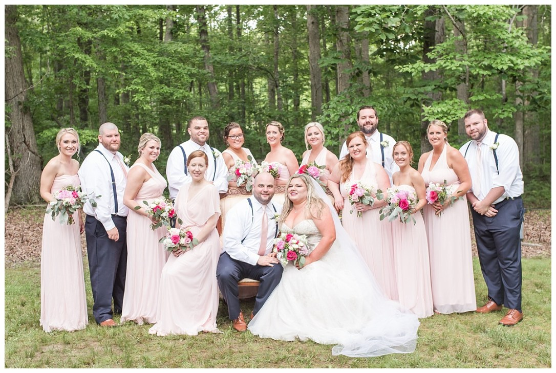 Beechtree Farms Barn Wedding_0274