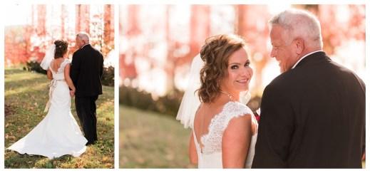 Downtown Chattanooga Fall Wedding