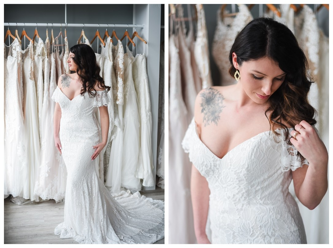 chattanooga boutique bohemian wedding dress