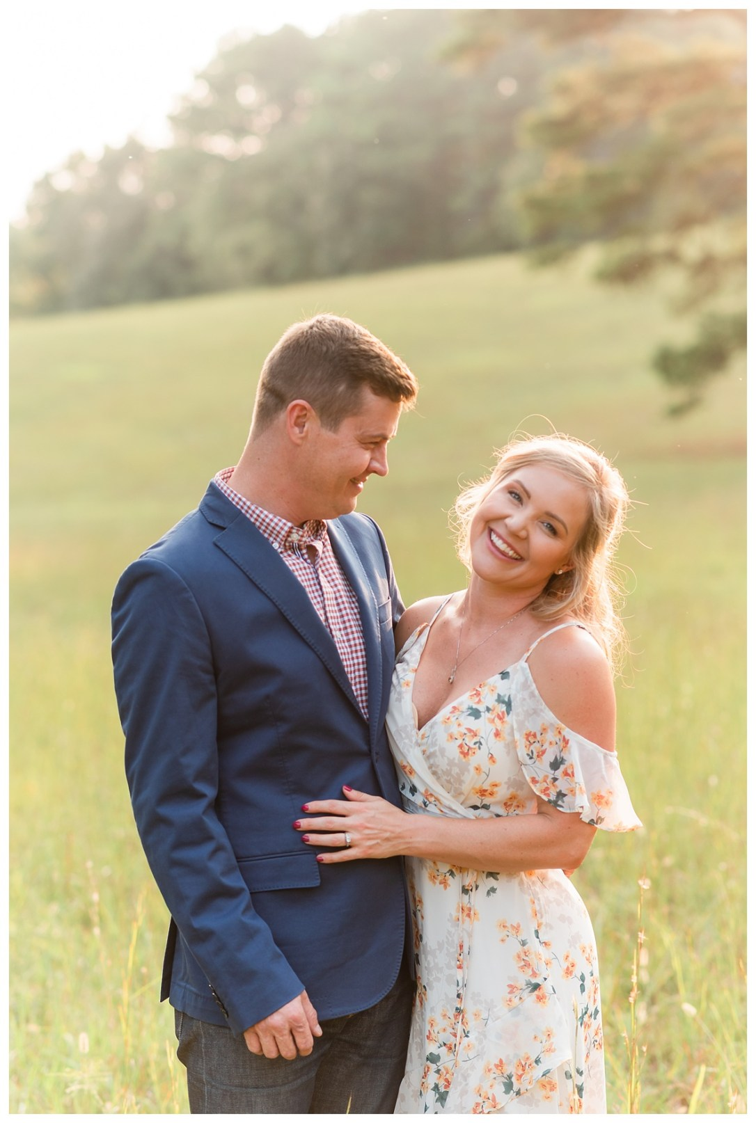 Chickamauga battlefield engagement photos