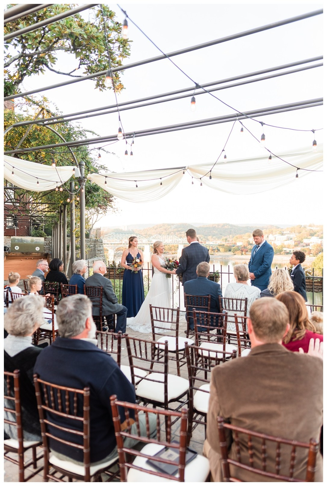 Chattanooga Bocce Ball Wedding