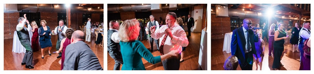 fun reception ideas with DJ Terry in Chattanooga