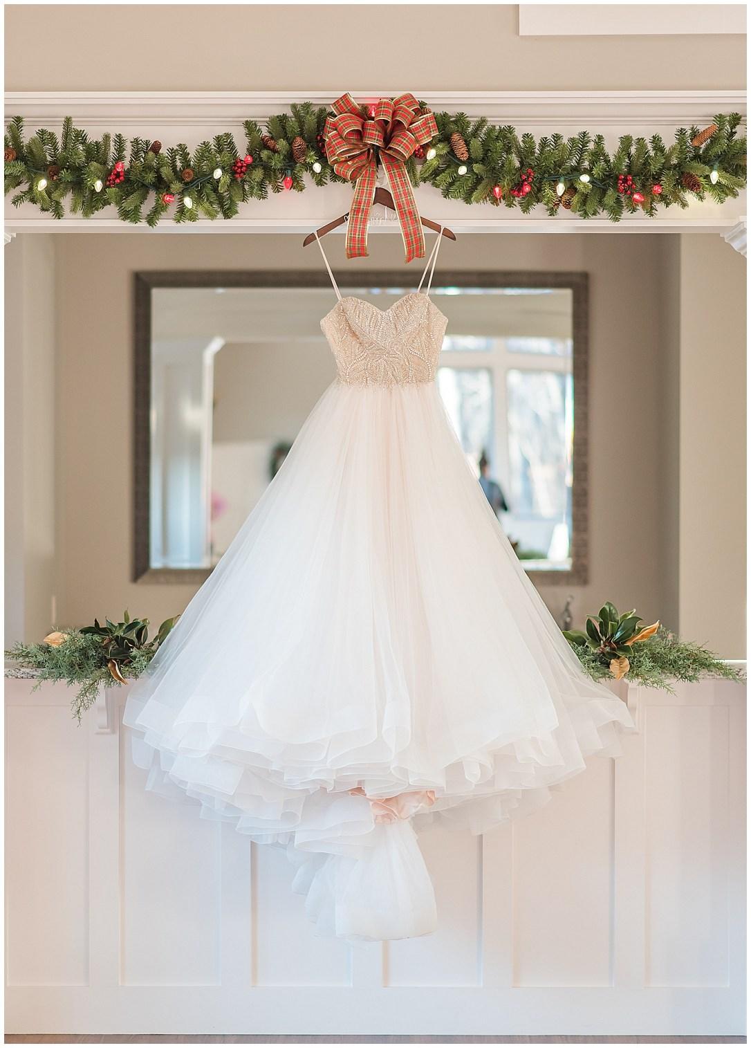 Mrs Bridal dress