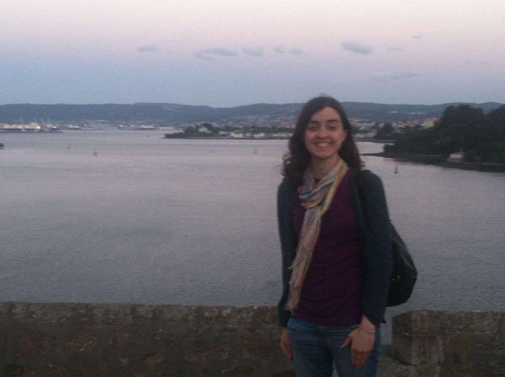 first day trip to Ferrol as an auxiliar de conversacion