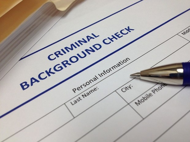 applying for a background check for a student visa