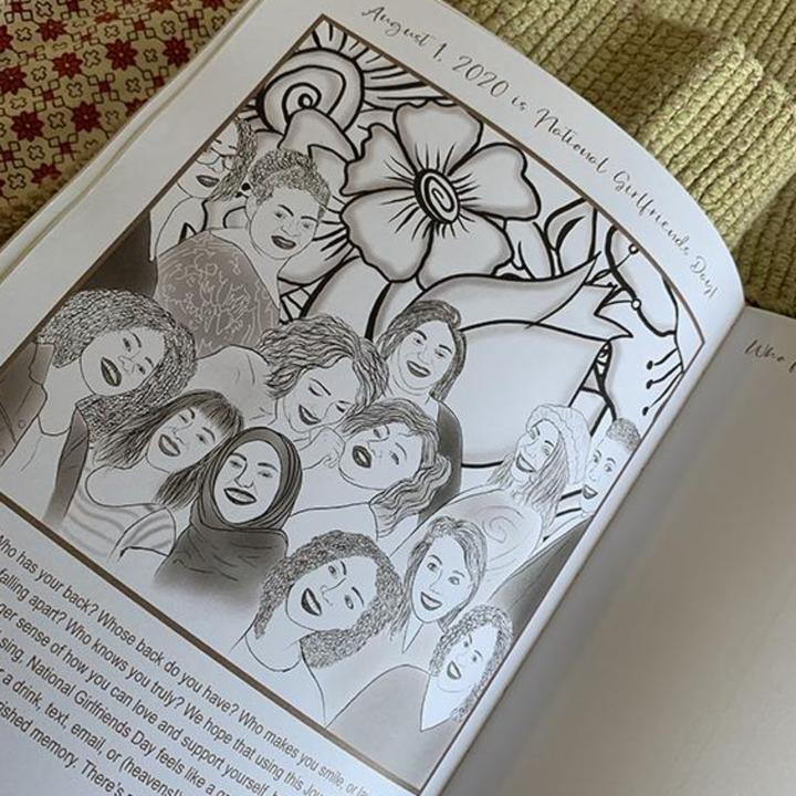 Brave Sis Journey Journal
