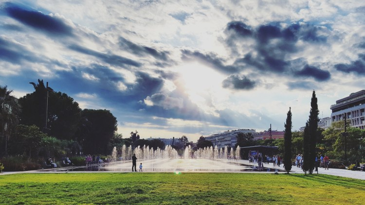 nice-france-fountains-sunset