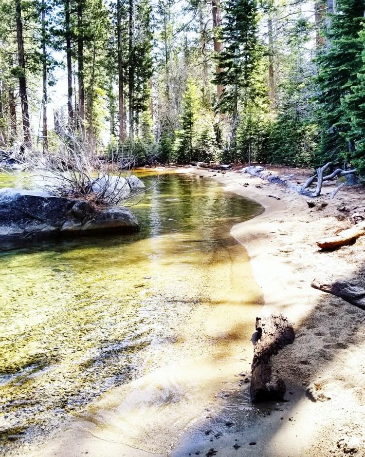 Lake Tahoe, Rubicon Trail, Hiking