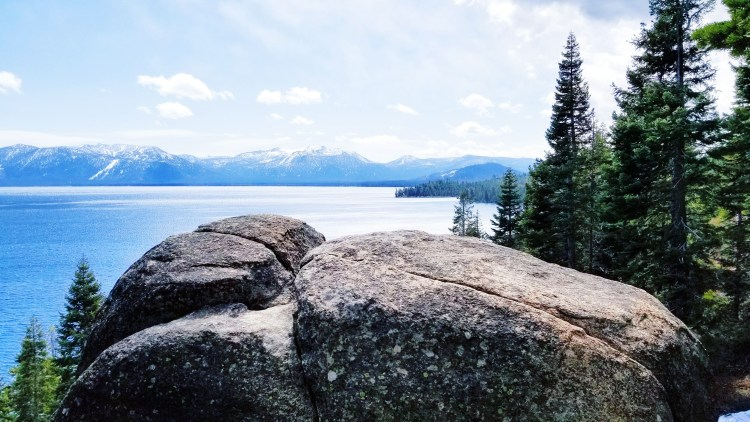 Lake Tahoe, Hiking, Rubicon Trail