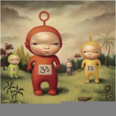 Tubbies, Mark Ryden
