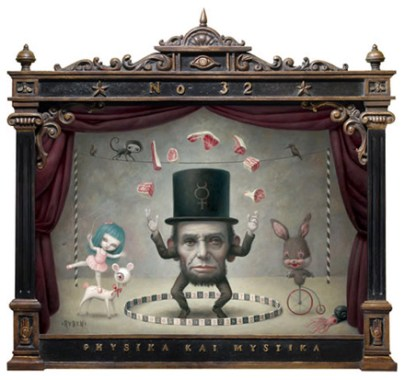 The Ringmaster, Mark Ryden