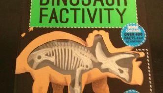 Discover Kids Dinosaur Factivity