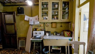 Tenement Museum of New York City's lower east side