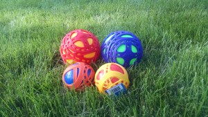 Ez Grip ball review by SarahLyn