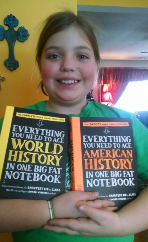 Big Fat Notebook Review by Sarahlyngay.com